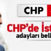CHP İSTANBUL MİLLETVEKİLİ ADAYLARI BELLİ OLDU