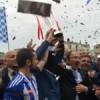 Tuzlaspor Şampiyonluk kupasını aldı