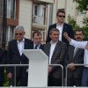 Başbakan Davutoğlu Kartal'da