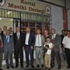 Dr. Arif Şanlı Musiki Derneği sezon açılışını yaptı