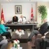 KARTAL MUSİKİ DERNEĞİ'NDEN BAŞKAN ALTINOK ÖZ'E ZİYARET