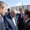 Başbakan Yıldırım, Tuzla'da Gemi İndirme Törenine Katıldı