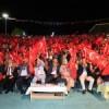 BİLECİK'LİLER DARICA'DA ŞOV YAPTI