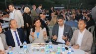 BAŞKAN GÖKHAN YÜKSEL, CHP'NİN BÜYÜK İFTAR BULUŞMASI'NA KATILDI