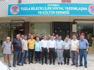 BAŞKAN ŞAHİN İSTANBUL'DAKİ BİLECİKLİLERLE BİR ARAYA GELDİ