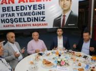 Başkan Gökhan Yüksel, belediye personeli ile iftar sofrasında buluştu