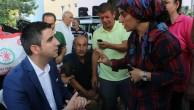 Başkan Gökhan Yüksel: Yalı, Yunus ve Topselvi Mahallelerindeki vatandaşlarla buluştu