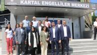 İBB ile Kartal Belediyesi, Kartal'a artı değer katacak hizmetler için uyum ve koordinasyon içinde çalışıyor