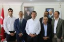 Başkan Gökhan Yüksel, İBB Başkanı Ekrem İmamoğlu ile birlikte Hacıbektaş'ta