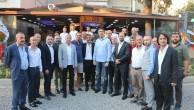 Başkan Gökhan Yüksel, Soğanlık Birlik ve Gençlik Spor Kulübü Dernek Lokali açılışına katıldı