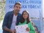 Kartal'ın Minik Yelkencileri Sertifikalarını Başkan Gökhan Yüksel'in Elinden Aldı