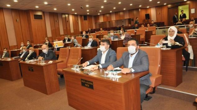 Kartal Belediye Meclisi, Lösemiye Maske ile Dikkat Çekti