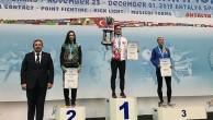 Şampiyonlar yine Tuzla'dan
