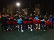 Engelsiz Kartallar İlk Futbol Müsabakaları İçin Gün Sayıyor