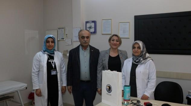 Kartal Belediyesi'nden Tıp Bayramı Kutlaması