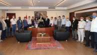 İYİ Parti'den Başkan Gökhan Yüksel'e Ziyaret