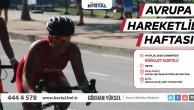 Avrupa Hareketlilik Haftası Kartal'da Bisiklet Korteji ile Kutlanacak