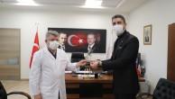 Başkan Gökhan Yüksel 14 Mart Tıp Bayramı'nı Unutmadı