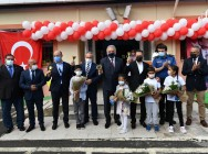 -TUZLA'DA YENİ EĞİTİM ÖĞRETİM YILI TÖRENLE BAŞLADI