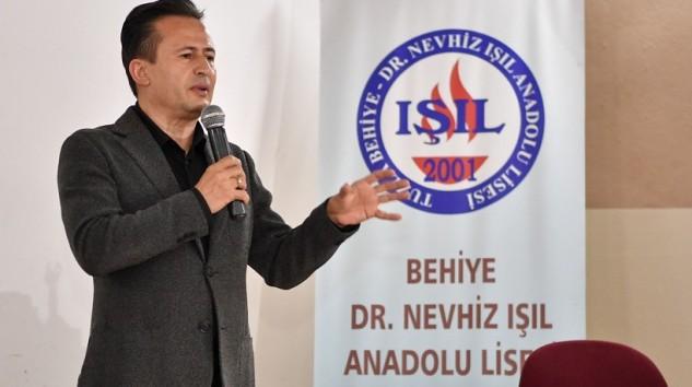 """Tuzla Belediye Başkanı Dr. Şadi Yazıcı; """"Çalışmadan başarmak mümkün değil"""""""