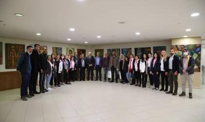 Kartal Belediyesi'nde 'İMA!' Adlı Resim Sergisinin Açılışı Gerçekleşti