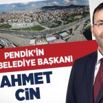 AHMET CİN PENDİK BELEDİYE BAŞKANI
