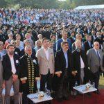 Başkan Gökhan Yüksel İstanbul Şehir Üniversitesi'nin mezuniyet törenine katıldı4
