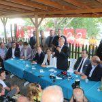 Başkan Gökhan Yüksel, Kılıçdaroğlu ile Akman ailesinin mutluluğuna ortak oldu - 1