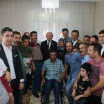 Başkan Gökhan Yüksel, Kılıçdaroğlu ile Akman ailesinin mutluluğuna ortak oldu - 2