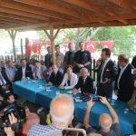Başkan Gökhan Yüksel, Kılıçdaroğlu ile Akman ailesinin mutluluğuna ortak oldu - 3