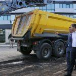 Kartal Belediye Başkanı Gökhan Yüksel asfalt çalışmalarını inceledi-2