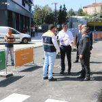Kartal Belediye Başkanı Gökhan Yüksel asfalt çalışmalarını inceledi-5