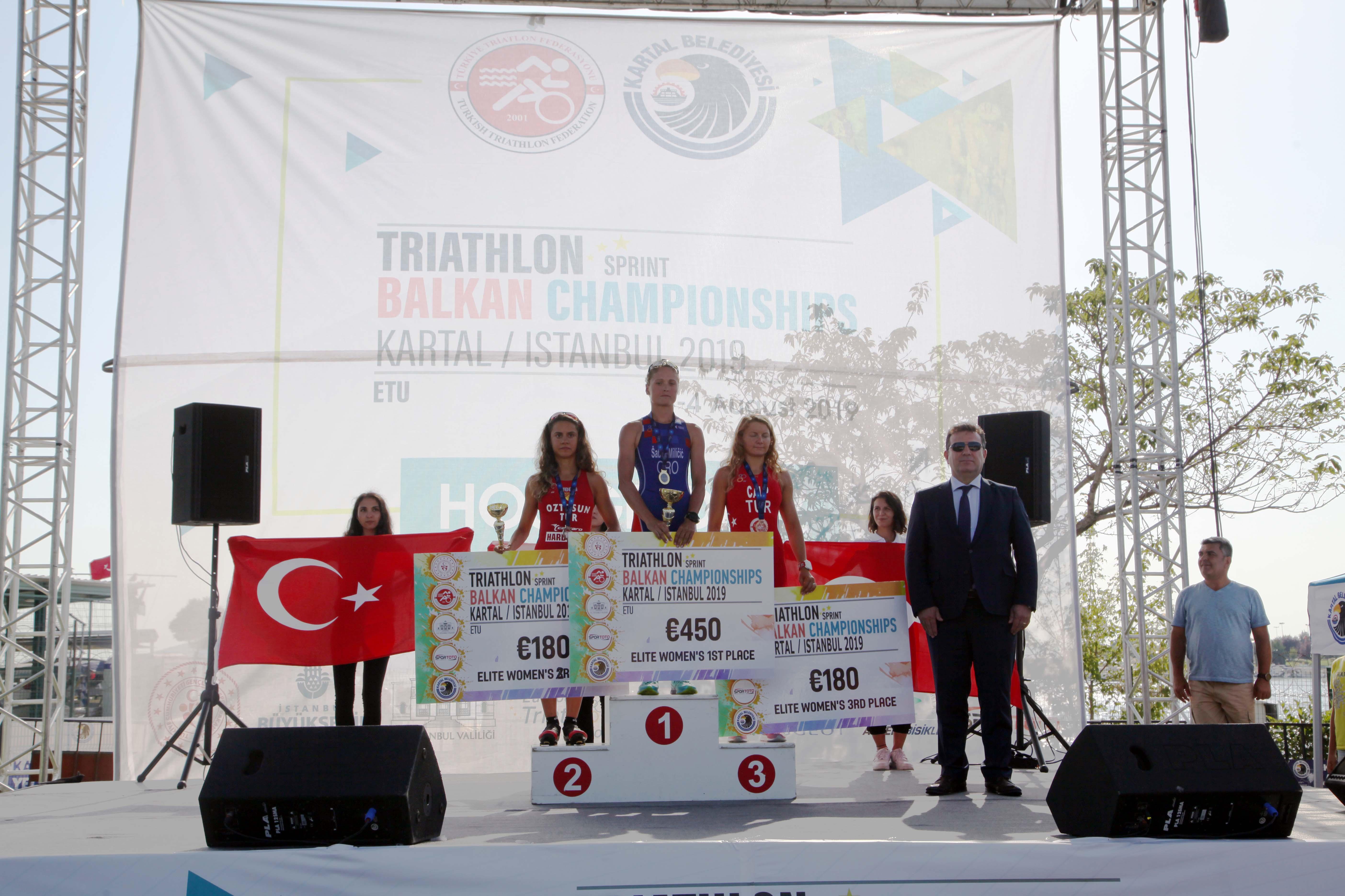 Kartal Belediyesi Triatlon Balkan Şampiyonası_na Ev Sahipliği Yaptı (13)