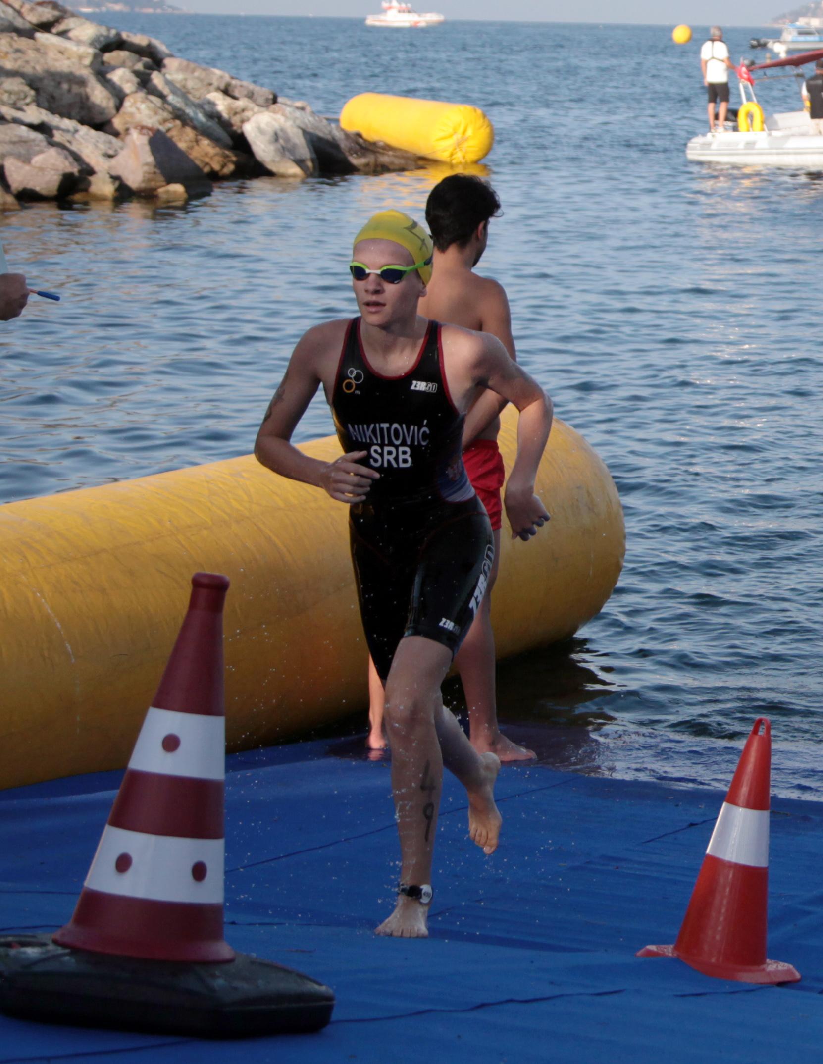 Kartal Belediyesi Triatlon Balkan Şampiyonası_na Ev Sahipliği Yaptı (16)