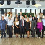 Kartal Belediyesi Yöneticileri, Kartal Gazeteciler Derneği Üyeleri ile Buluştu (3)