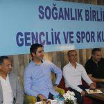 Başkan Gökhan Yüksel, Soğanlık Birlik ve Gençlik Spor Kulübü Dernek Lokali açılışına katıldı-2
