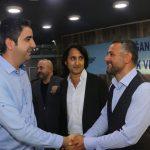 Başkan Gökhan Yüksel, Soğanlık Birlik ve Gençlik Spor Kulübü Dernek Lokali açılışına katıldı-5