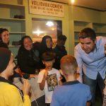 Başkan Gökhan Yüksel, Velibaba Cemevi'nde muharrem iftarına katıldı-6