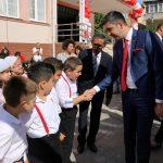 Kartal Belediyesi, Yeni Eğitim Öğretim Yılı Açılışında Öğrencileri Yalnız Bırakmadı (13)