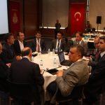 Başkan Gökhan Yüksel, İBB'nin İstanbul Stratejik Plan Çalıştayına katıldı-1