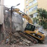 Kartal Yalı Mahallesi_nde Bulunan Metruk Bina Yıkıldı (1)