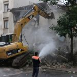 Kartal Yalı Mahallesi_nde Bulunan Metruk Bina Yıkıldı (2)