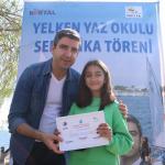 Kartal_ın Minik Yelkencileri Sertifikalarını Başkan Gökhan Yüksel_in Elinden Aldı (2)