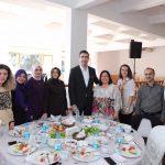 Başkan Gökhan Yüksel, Okul Aile Birliği Başkanlarıyla Bir Araya Geldi (10)