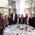 Başkan Gökhan Yüksel, Okul Aile Birliği Başkanlarıyla Bir Araya Geldi (11)