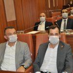 Kartal Belediye Meclisi, Lösemiye Maske ile Dikkat Çekti (5)