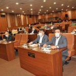 Kartal Belediye Meclisi, Lösemiye Maske ile Dikkat Çekti (6)