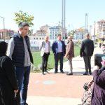 Komşuluk ve Dayanışma Meydanı, Kartallıların Yeni Buluşma Noktası Oldu (8)