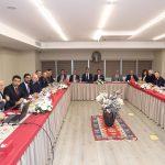 İBB Başkanı Ekrem İmamoğlu, Ortak Masa Toplantısı İçin Kartal'da (1)
