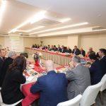 İBB Başkanı Ekrem İmamoğlu, Ortak Masa Toplantısı İçin Kartal'da (2)